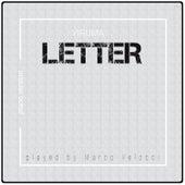 Letter (Piano) von Marco Velocci