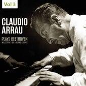 Milestones of a Piano Legend: Claudio Arrau Plays Beethoven, Vol. 3 de Claudio Arrau