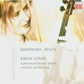 Beethoven, Bruch: Violinkonzerte (Violin Concertos) by Katrin Scholz