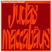 HANDEL, G.F.: Judas Maccabaeus (Sung in German) [Oratorio] (Koch) von Various Artists