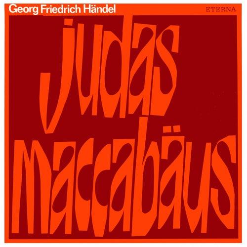 HANDEL, G.F.: Judas Maccabaeus (Sung in German) [Oratorio] (Koch) by Various Artists