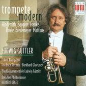 Trumpet Music (Contemporary) - Paul Hindemith /Henri Sauguet /Bernd Franke/ Siegfried Thiele/ Reiner Bredemeyer/ Siegfried Matthus by Various Artists