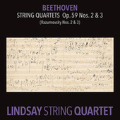 Beethoven: String Quartet in E Minor, Op. 59 No. 2
