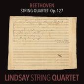 Beethoven: String Quartet in E-Flat Major, Op. 127 (Lindsay String Quartet: The Complete Beethoven String Quartets Vol. 7) de Lindsay String Quartet