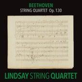 Beethoven: String Quartet in B-Flat Major, Op. 130 (Lindsay String Quartet: The Complete Beethoven String Quartets Vol. 8) de Lindsay String Quartet