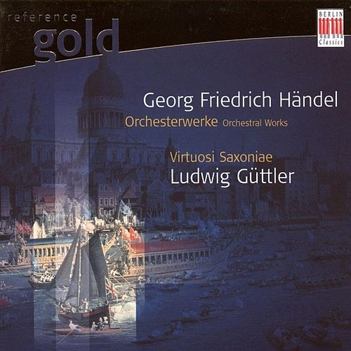 Händel: Orchestral Works by Various Artists