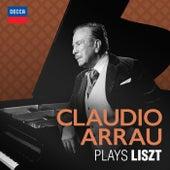 Claudio Arrau plays Liszt de Claudio Arrau