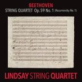 Beethoven: String Quartet in F Major, Op. 59 No. 1