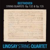 Beethoven: String Quartet in A Minor, Op. 132; String Quartet in F Major, Op. 135 (Lindsay String Quartet: The Complete Beethoven String Quartets Vol. 10) de Lindsay String Quartet