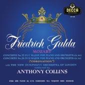 Mozart: Piano Concerto No. 14; No. 25; No.26 'Coronation' (Anthony Collins Complete Decca Recordings, Vol. 2) by Anthony Collins