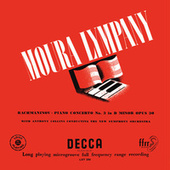 Rachmaninov: Piano Concerto No. 3; Richard Strauss: Burleske (Anthony Collins Complete Decca Recordings, Vol. 4) by Anthony Collins