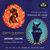 Bizet: Carmen Suite No. 1; Falla: El amor brujo; Tchaikovsky: Capriccio Italien; Francesca da Rimini (Anthony Collins Complete Decca Recordings, Vol. 6) de Anthony Collins