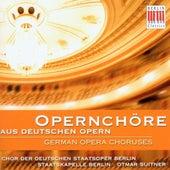 Beethoven, Mozart, Nicolai, Weber, Flotow & Wagner: German Opera Choruses by Various Artists
