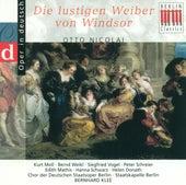 Otto Nicolai: Lustigen Weiber von Windsor von Various Artists