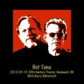 2012-03-15 20th Century Theater, Cincinnati, OH (Live) by Hot Tuna