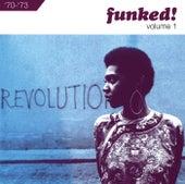 Funked!: Volume 1 1970 - 1973 de Various Artists