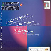 Brahms: Piano Quartet No. 1 - Webern: Passacaglia for Orchestra - Mahler: Adagio from Symphony No. 10 by Various Artists