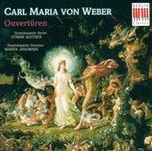 Carl Maria von Weber: Overtures (Otmar Suitner, Marek Janowski) by Various Artists