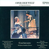 Wolfgang Amadeus Mozart: Cosi fan tutte (Highlights) (Suitner) von Various Artists