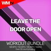 Leave The Door Open (Workout Bundle / Even 32 Count Phrasing) de Workout Music Tv