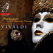 Vivaldi: Sacred Works for Soprano and Concertos by Elin Manahan Thomas
