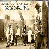 Back In The Days Original DJ's Platinum Edition de Various Artists