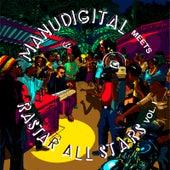 Manudigital Meets Rastar All Stars, Vol.1 von Manudigital