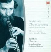 Oboe Concertos (Baroque) - Antonio Vivaldi / Alessandro Marcello / Georg Philipp Telemann / Johann Friedrich Fasch / Georg Friedrich Handel by Various Artists