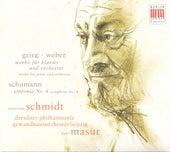 Masur:grieg/weber/schuhmann by Various Artists