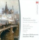 Orchestral Music (Russian) - Michael Glinka / Nikolai Rimsky-Korssakoff / Modest Peter Mussorgsky / Peter Iljitsch Tschaikowsky / Alexander Borodin by Various Artists