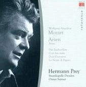 Wolfgang Amadeus Mozart: Opera Arias (Prey) by Various Artists
