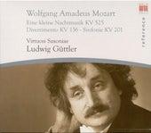 Wolfgang Amadeus Mozart: Kleine Nachtmusik (Eine) / Divertimento, K. 136,