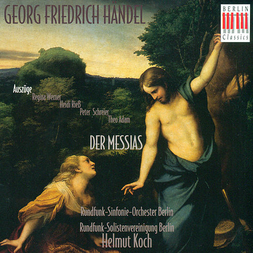 Händel: Messiah (Extracts) by Various Artists