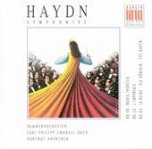 HAYDN, J.: Symphonies Nos. 48, 53, 85 (C.P.E. Bach Chamber Orchestra, Haenchen) von Carl Philipp Emanuel Bach