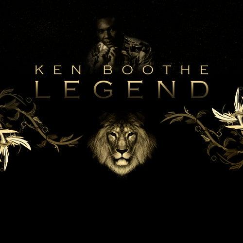 Legend Platinum Edition by Ken Boothe