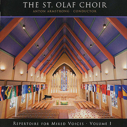 Repertoire for Mixed Voices: Volume I by The St. Olaf Choir