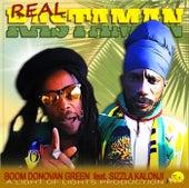 Real Rastaman by Boom Donavan