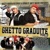 Ghetto Graduate 2 by Lil Raider