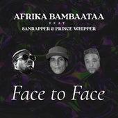 Face to Face de Afrika Bambaataa