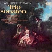 Handel, Telemann, Bach: Trio Sonatas / Triosonaten by David Geringas