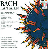 BACH, J.S.: Cantatas - BWV 50, 79, 80, 192 (Rotzsch) von Various Artists
