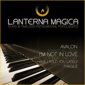 Plays 16 Timeless Instrumental Popclassics by Lanterna Magica