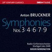 Bruckner: Symphonies Nos. 3, 4, 6, 7 & 9 (Live) by Roger Norrington