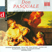 Gaetano Donizetti: Don Pasquale [Opera] (Highlights) (Sung in German) (Kurz) von Various Artists