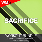 Sacrifice (Workout Bundle / Even 32 Count Phrasing) by Workout Music Tv