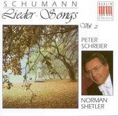 Robert Schumann: Lieder, Vol. 2 - Liederkreis / 3 Gedichte, Op. 30 / Lieder und Gesange (Schreier, Shetler) von Peter Schreier