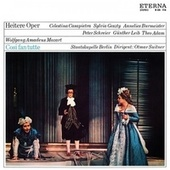 MOZART, W.A.: Cosi fan tutte [Opera] (Highlights) (Sung in German) (Suitner) von Various Artists