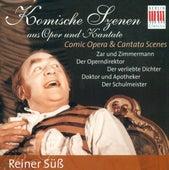 Vocal Recital: Suss, Reiner -Albert Lortzing / Domenico Cimarosa /Johann Adolf Hasse /Karl Ditters von Dittersdorf/ Georg Philipp Telemann (Comic Opera and Cantata Scenes) by Various Artists