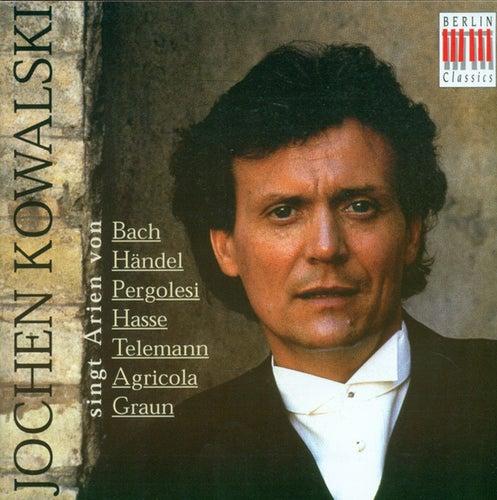 Vocal Recital: Kowalski, Jochen - TELEMANN, G.P. / GRAUN, C.H. / AGRICOLA, J. / HASSE, J.A. / PERGOLESI, G.B. / BACH, J.S. / HANDEL, G.F. by Various Artists