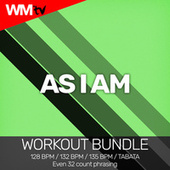 As I Am (Workout Bundle / Even 32 Count Phrasing) di Workout Music Tv